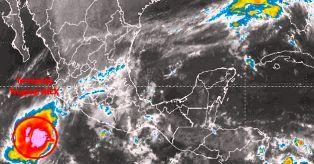 Se forma tormenta tropical 'Rick' en el Pacífico - http://www.tvacapulco.com/se-forma-tormenta-tropical-rick-en-el-pacifico/
