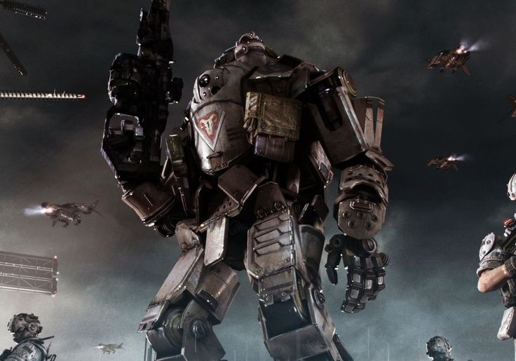 New Titanfall games are coming to iOS and Android   VG247