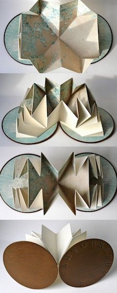 Cartography II Artists book with etching and collagraph http://www.louisaboyd.com