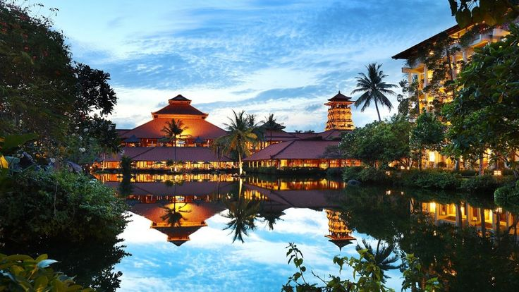 NUSA DUA Ayodya resort #travelboutique #putovanje #bali #hotel