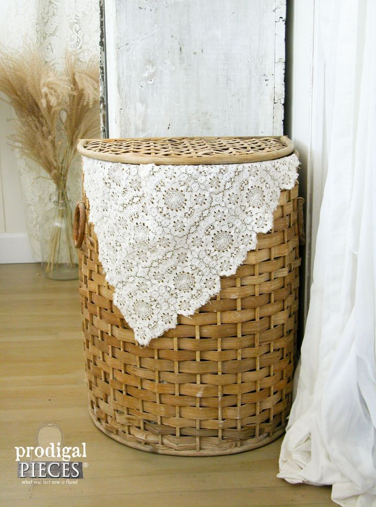 The 25 best woven laundry basket ideas on pinterest for City chic bedding home goods