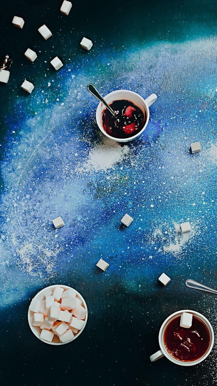 Dina Belenko 「美食宇宙」系列攝影:糖果星雲