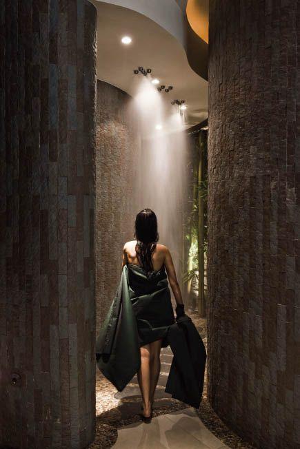 Wellness - Rainforest Banyan Tree Spa #wellness #spa #thailand