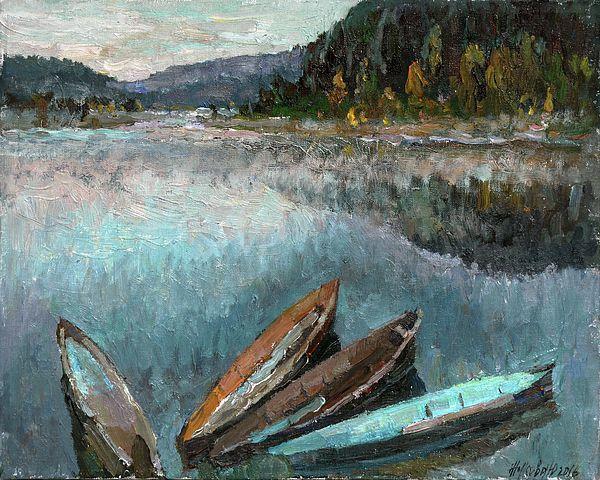 Boats In The Kin