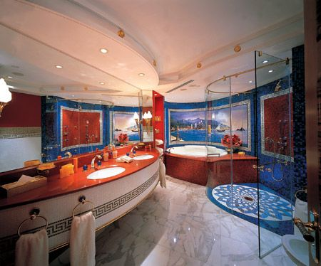Burj Al Arab  Bathroom