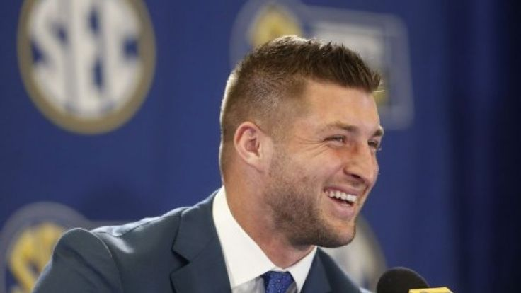 Tim Tebow's Valentine's game plan: Special needs proms throughout nation