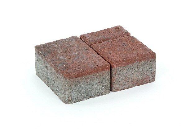 Milano-kivet punamusta
