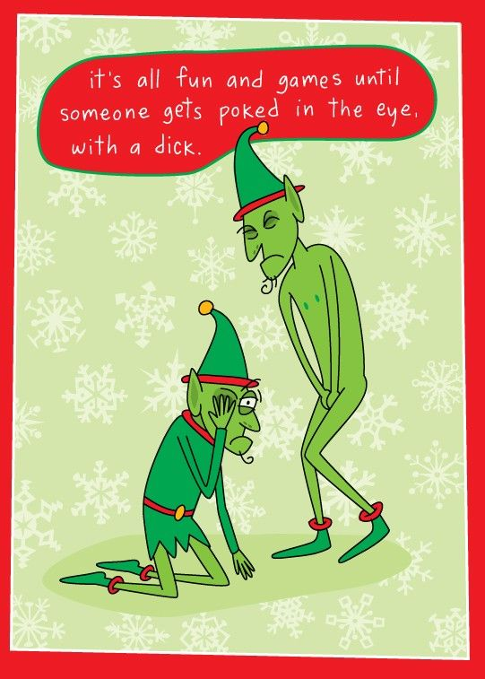 Joke adult christmas free