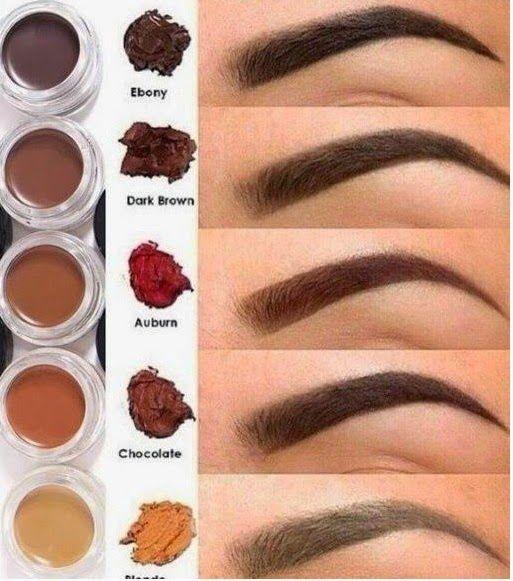 MAQUILLAJE ACTUAL: Maquillaje moderno para jovencitas y señoras: COMO MAQUILLAR CEJAS
