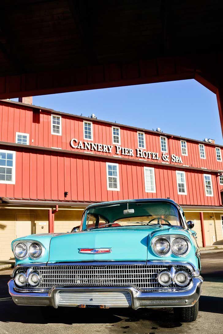 Where to Stay in Astoria Oregon // localadventurer.com