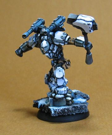 James Wappel Miniature Painting: First of its kind