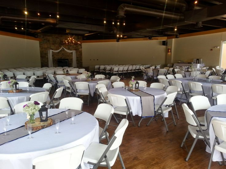 Ceremony Reception Set Up In The Hall Littrell Pavilion At ProRodeo Of Colorado SpringsVow RenewalsSpring WeddingsPavilionWedding