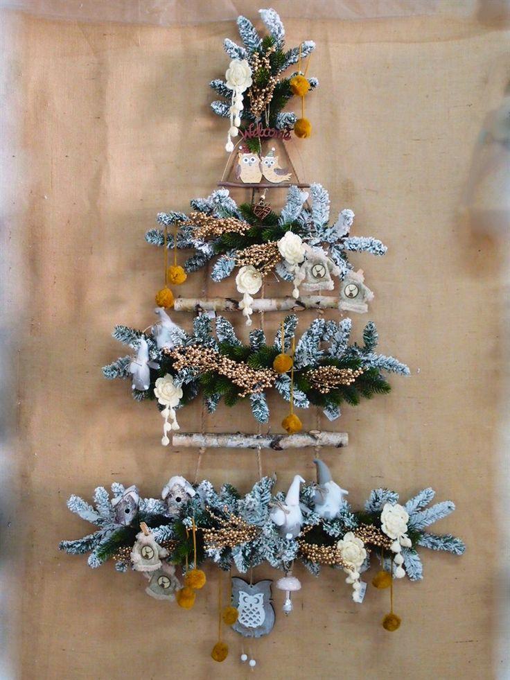 Oltre 25 fantastiche idee su vetrine natalizie su for Festoni natalizi fai da te