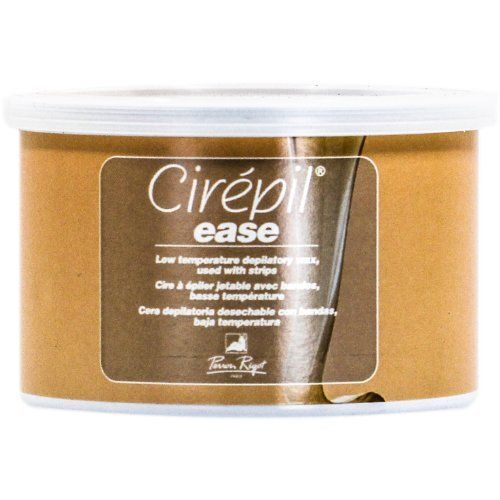 Cirepil Ease Wax, 15.2 Ounce Tin by Cirepil. $22.80. Ideal for waxing large areas of the body. This 100% natural wax conforms to the popular strip method of waxing. This non-sticky wax is completely disposable, doesn't string, is easy to clean up. Just as the name suggests, this 100% natural wax conforms to the popular strip method of waxing, but with less wax, making waxing easy. Applied as thinly as possible and removed with a special transparent cellophane or non woven ...