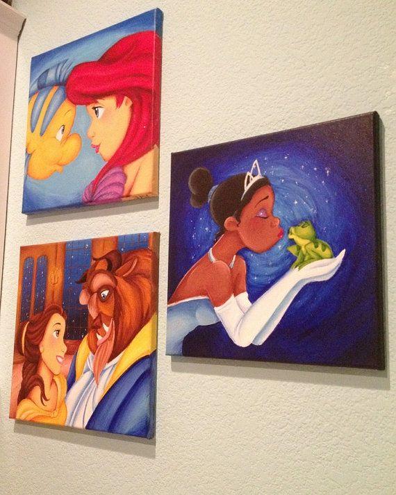 Custom Disney canvas
