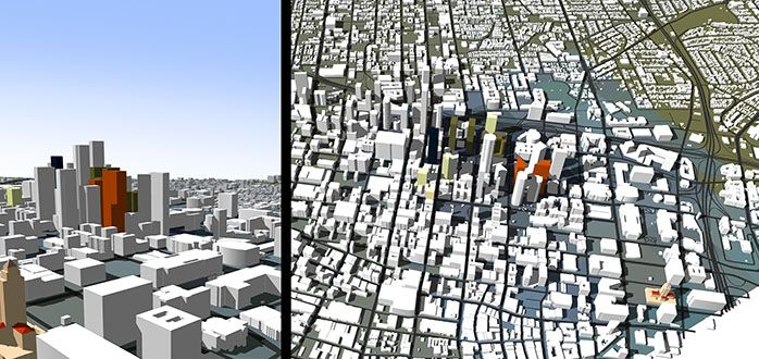 Sketchup Placemaker A Sketchup Extension And Instant 3d City