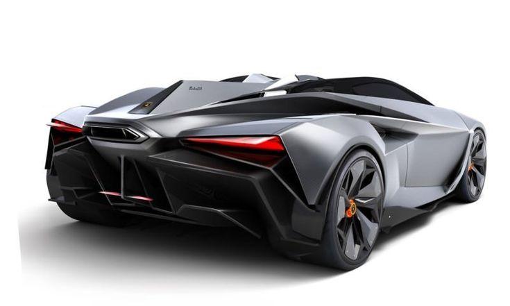 2020 Lamborghini Perdigon by Ondrej Jirec 2