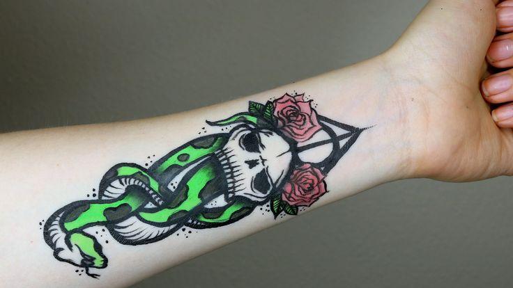 25 best ideas about dark mark tattoos on pinterest death eater tattoo dark mark and hp tattoo. Black Bedroom Furniture Sets. Home Design Ideas