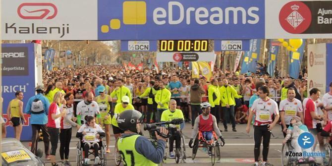Mi experiencia en la Media Maratón de Barcelona - #running #decathlon http://blog.running.decathlon.es/3673/mi-experiencia-en-la-media-maraton-de-barcelona