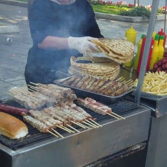 Picture of Street food, sample the food the locals love