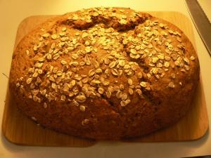 hotový chléb