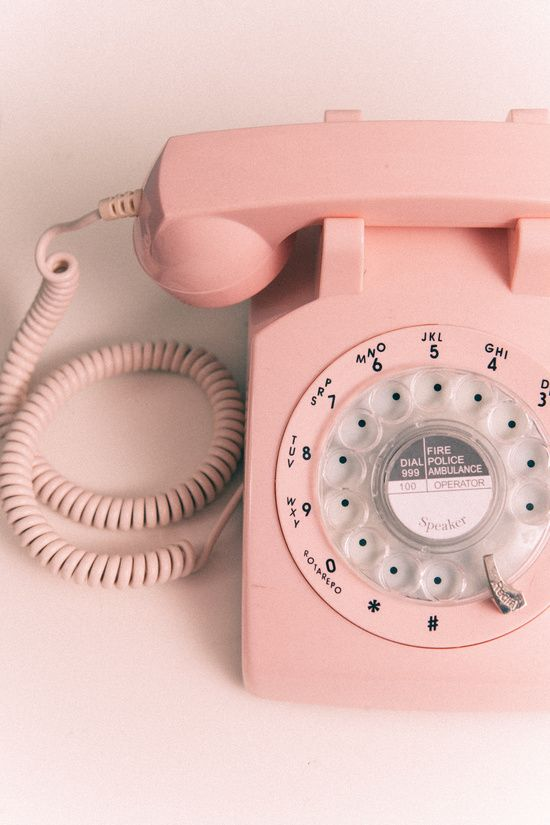 vintage phone  Art Print