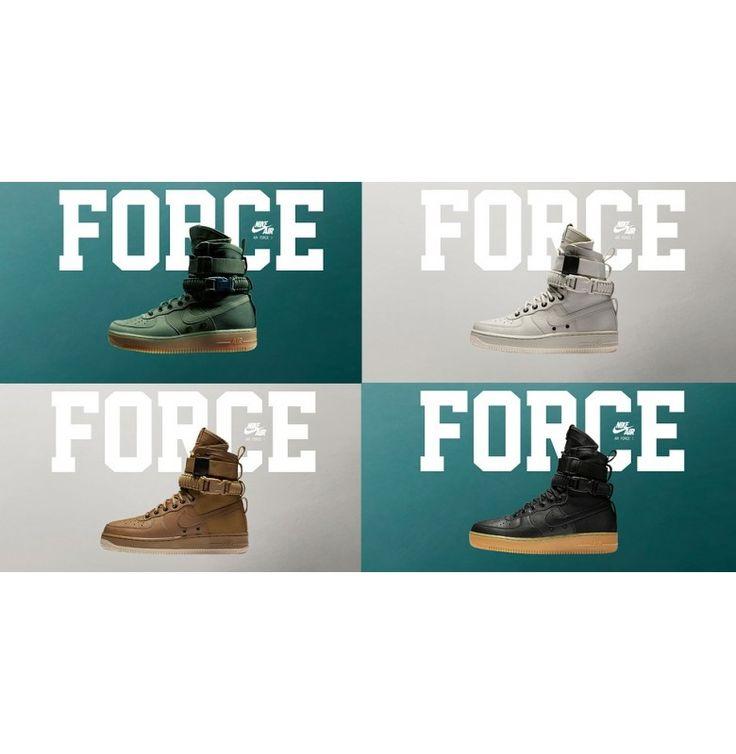 NIKE SPECIAL FIELD AIR FORCE 1 | Nike különleges erők Air Force 1