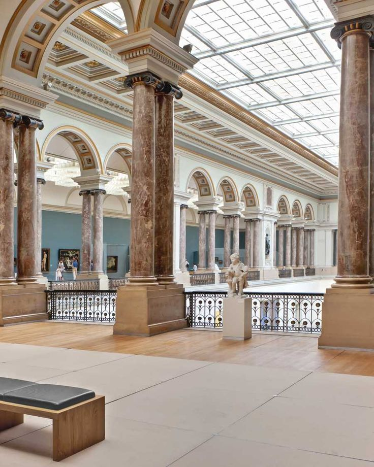Royal Museum of fine Art of Belgium, Brussels