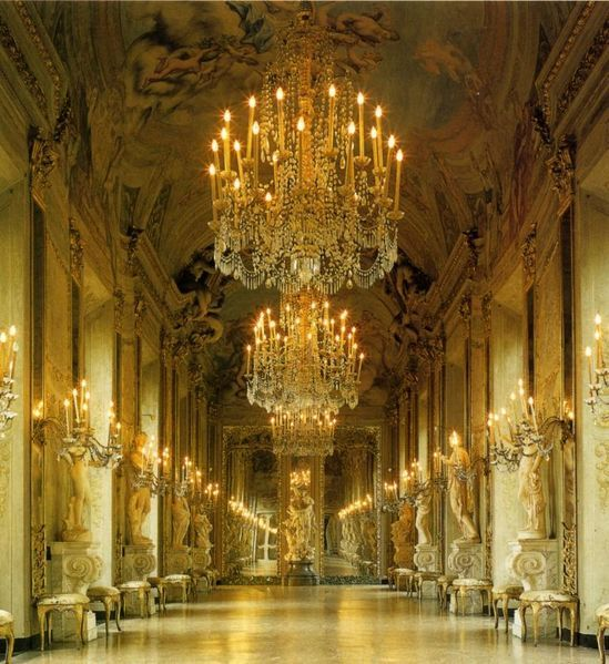 Royal Palace Museum, Genova *Rococo Revisited
