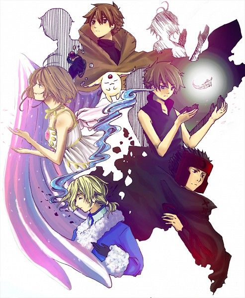 17 Best Images About Tsubasa: Reservoir Chronicle