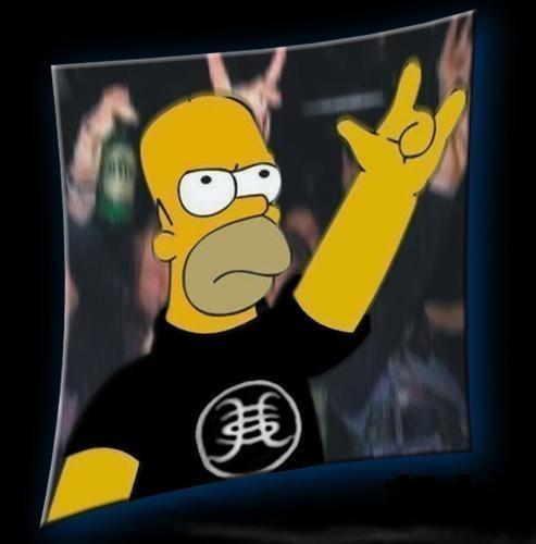 Homero Rockero - Heroes del Silencio