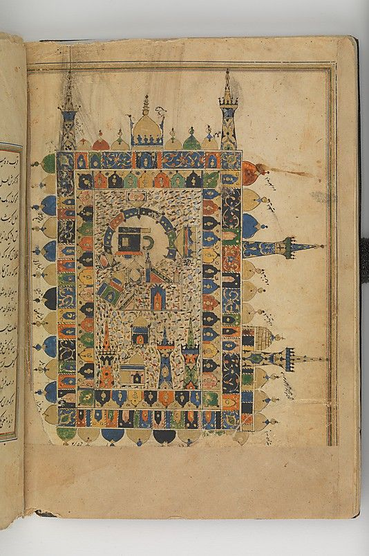 Futuh al-Haramayn (Description of the Holy Cities)  Muhi al-Din Lari (Bukhara)
