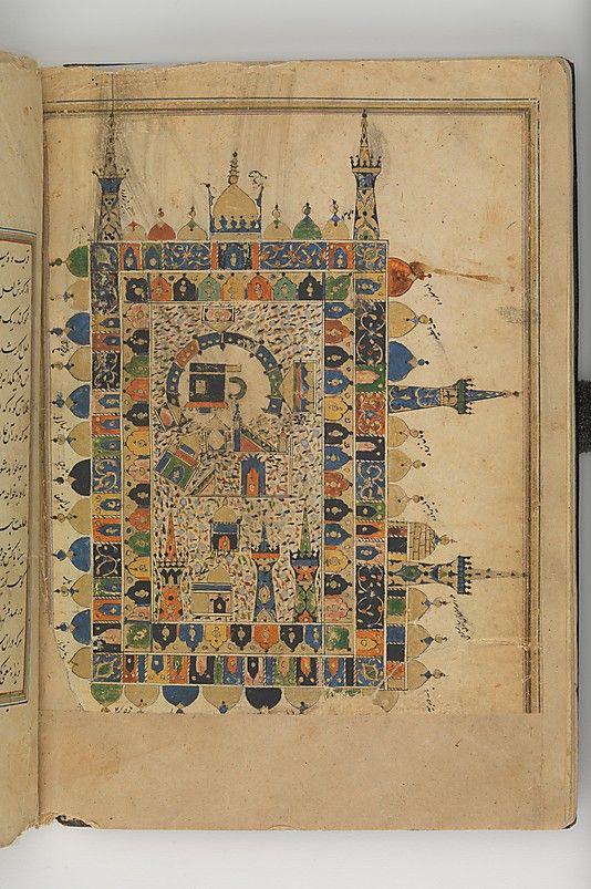 Futuh al-Haramayn (Description of the Holy Cities) Muhi al-Din Lari (Bukhara)