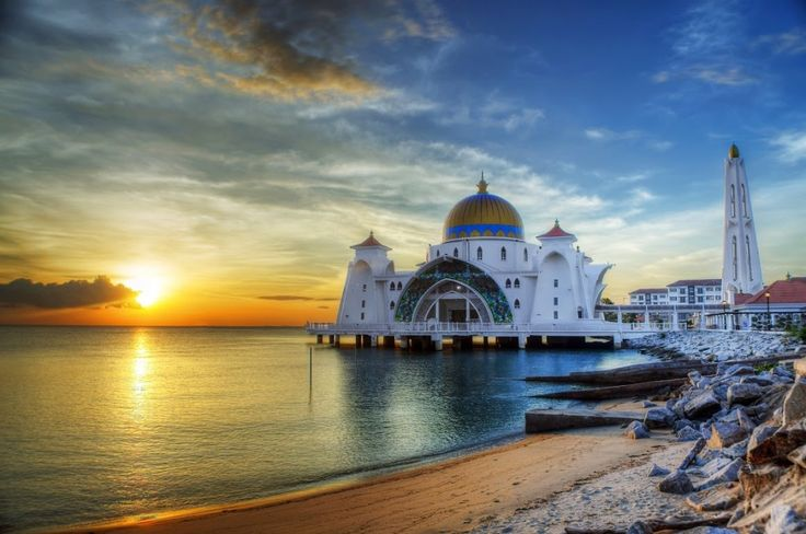Image result for malacca city malaysia
