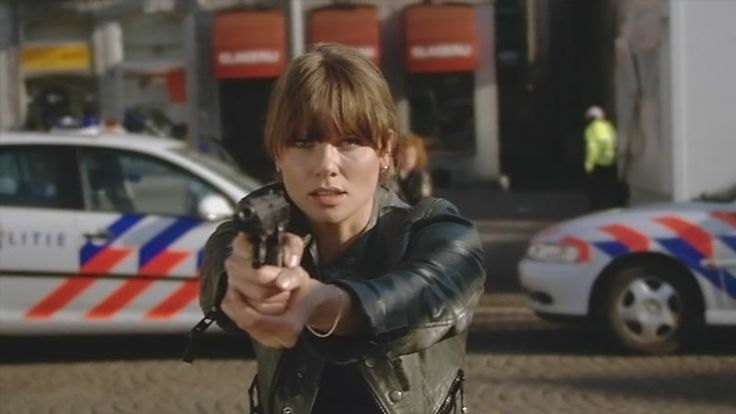 Angela Schijf als Eva van Dongen in Flikken Maastricht!
