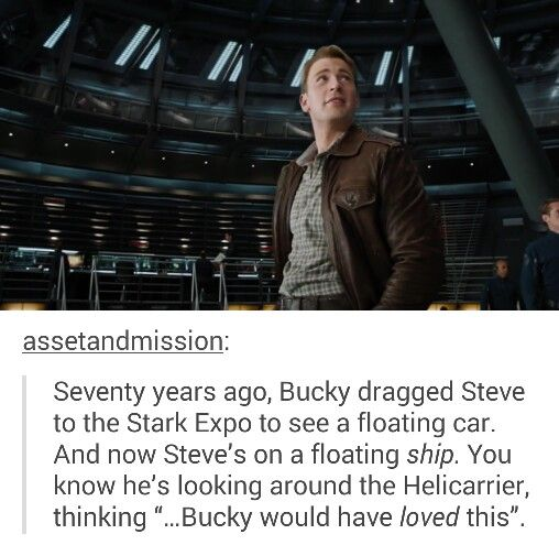 """Bucky would have loved this."""