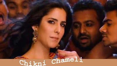 """""""Chikni Chameli"""" Bollywood Movie Song Free Download in High Quality"""