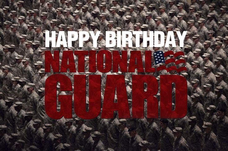 Happy Birthday National Guard! Honor a Hero Pinterest