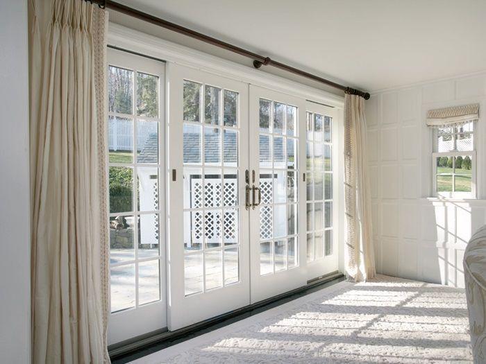 2 Panel Largest Lift Slide Door Clad Wood House Extensions Renovations