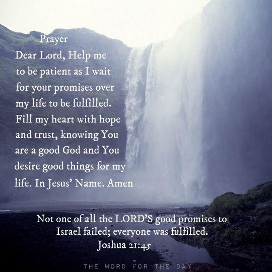 Prayer, Christian Quotes, Christian Prayer, Waterfall