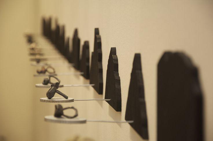 Alchimia - jewellery display rings