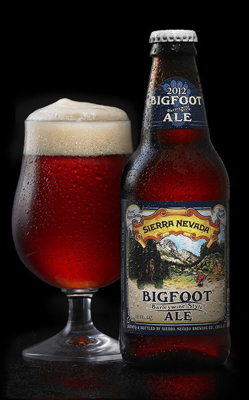 Sierra Nevada Brewery by David Bishop, via Behance