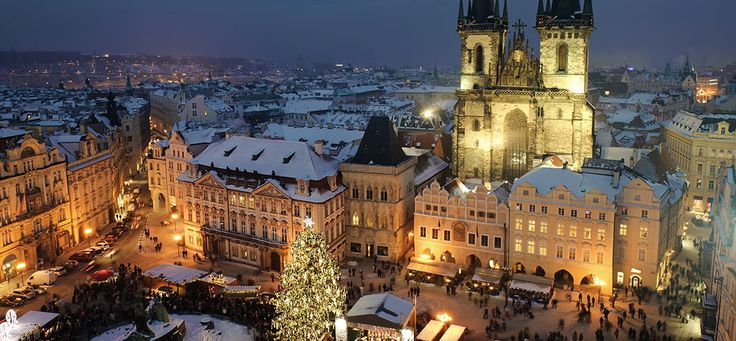 Europe's Charming Christmas Markets