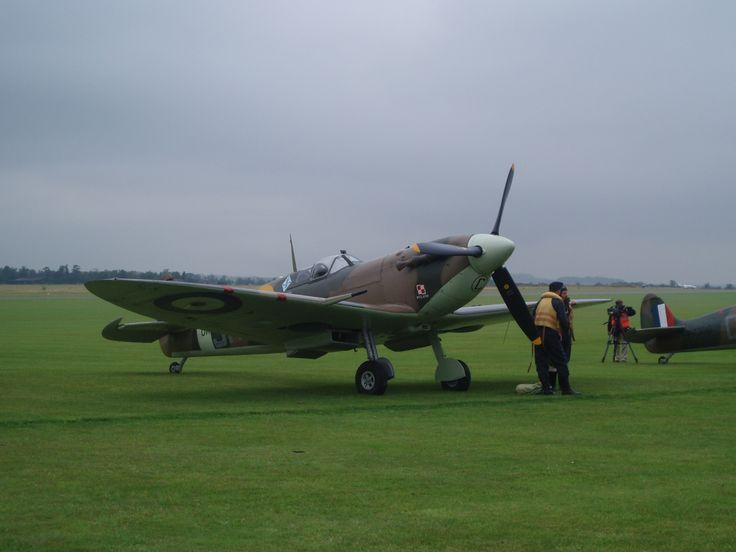 Duxford air show, 2005