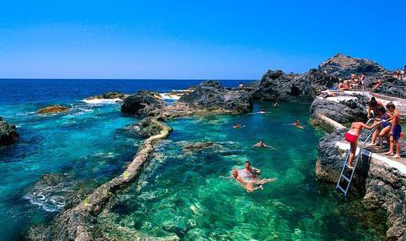 FAR from the beaches and madding crowds, Helen Ochyra discovers there's another side to the largest Canary Island