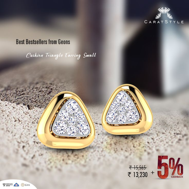 For those who want more...! #earring #jewellery #bestselling #shopping #onlineindia #caratstyle #fashion #lifestyle