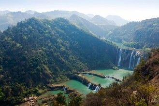 yunnan waterfall - Sök på Google