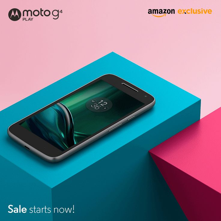 Moto G4 Play Sale In Amazon