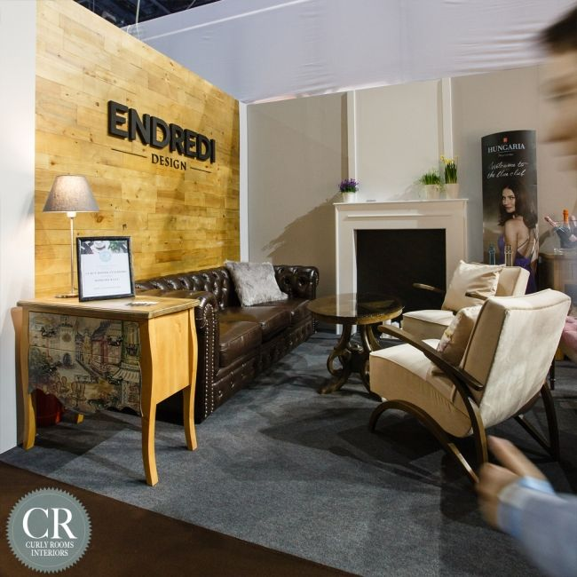 Curly Rooms Interiors - Kitchen Exhibition 2017 - Stand Design