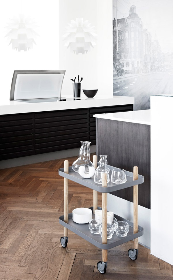 Normann Copenhagen - Glass cups and bowls Available at Dream Interiors!